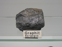 Graphit - Norwegen