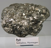 Pyrit - Norwegen